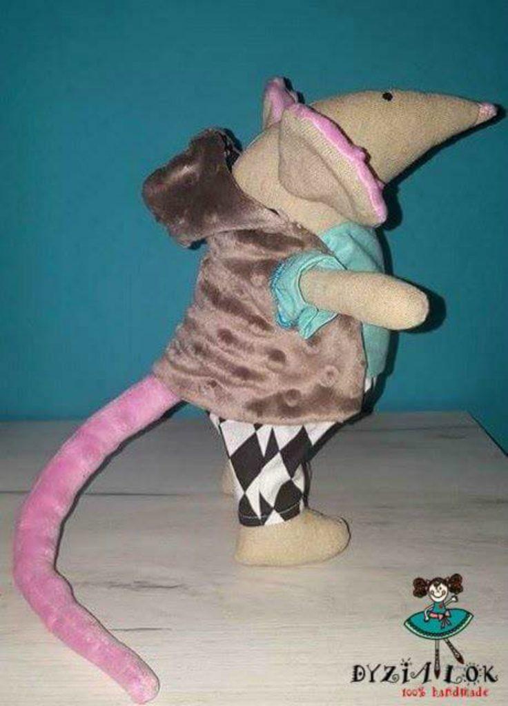 Szczurek - Źródło Hand Made DYZIA LOK