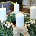 """""""W oczekiwaniu""""… wystawa dekoracji adwentowo-bożonarodzeniowych – relacja"""