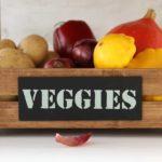 Piętrowa skrzynka na owoce i warzywa