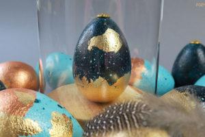 O tym, jak ozłocić jaja
