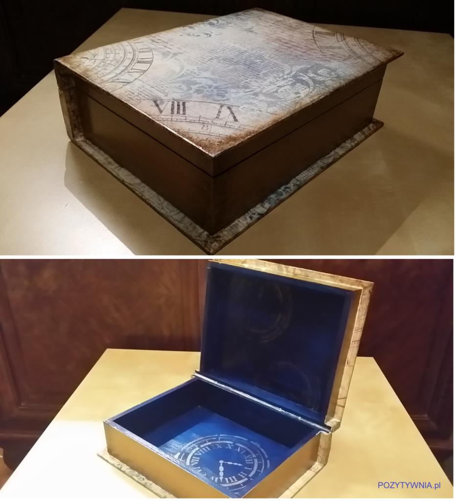 pudło książka 2