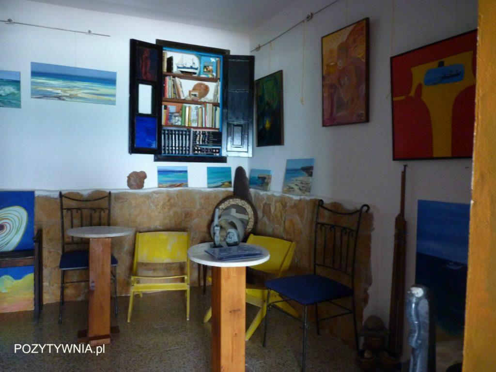 Kawiarenka na Fuertaventura