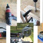 Moja fantastyczna siódemka, czyli podstawowe wyposażenie do DIY  z drewna i nie tylko