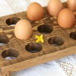 Stojak na jaja