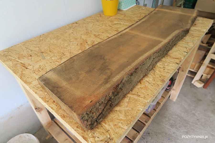 Drewniana Deska Do Krojenia Lub Serwowania Pozytywniapl